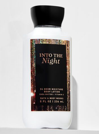 Body Lotion - Into The Night (Super Smooth)