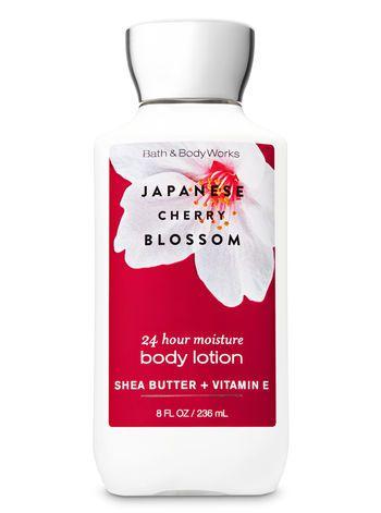 Body Lotion - Japanese Cherry Blossom