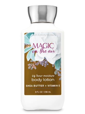Body Lotion - Magic in The Air (Super Smooth)
