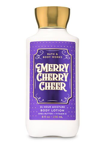 Body Lotion - Merry Cherry Cheer (Super Smooth)