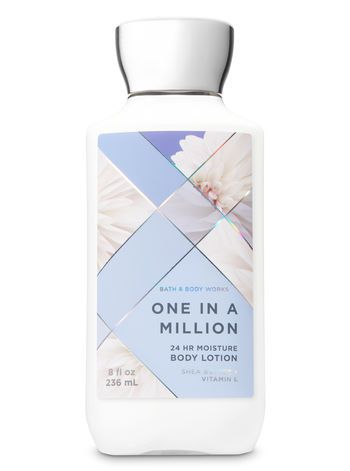 Body Lotion - One In a Million (Super Smooth)