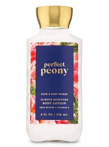 Body Lotion - Perfect Peony (Super Smooth)