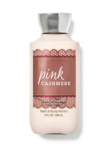 Body Lotion - Pink Cashmere