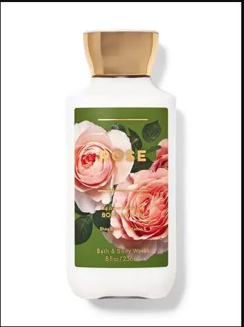 Body Lotion - Rose (Super Smooth)