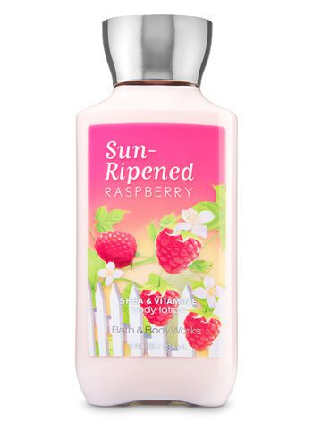 Body Lotion - Sun-Ripened Raspberry