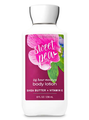 Body Lotion - Sweet Pea (Super Smooth)