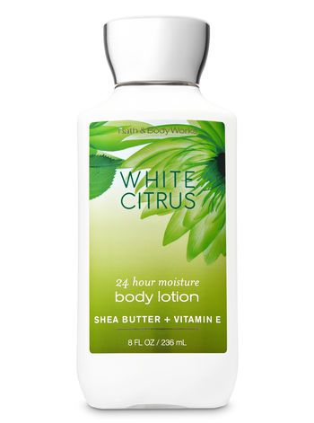 Body Lotion - White Citurs (Super Smooth)