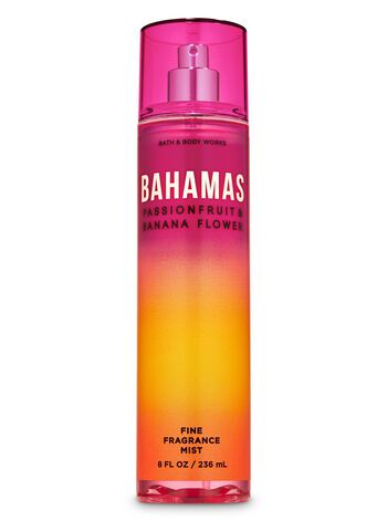 Body Spray - Bahamas Passionfruit & Banana Flower