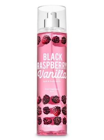 Body Spray - Black Raspberry Vanilla