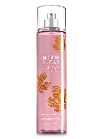 Body Spray - Brown Sugar & Fig