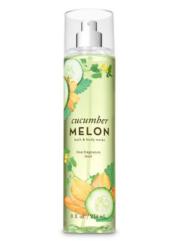 Body Spray - Cucumber Melon
