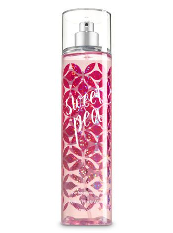 Body Spray & Mist - Sweet Pea