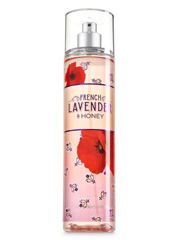 Body Spray - French Lavender & Honey