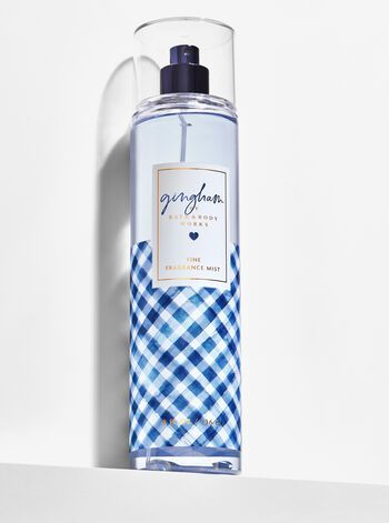 Body Spray - Gingham