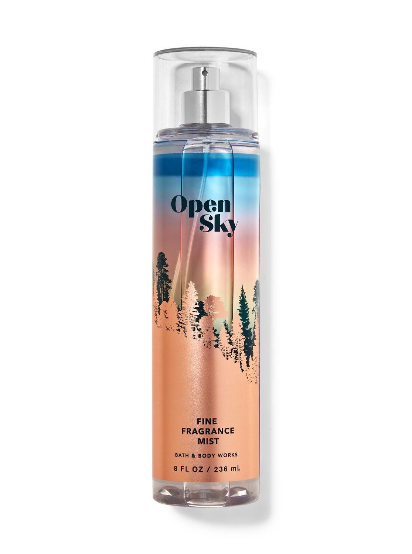 Body Spray - Open Sky