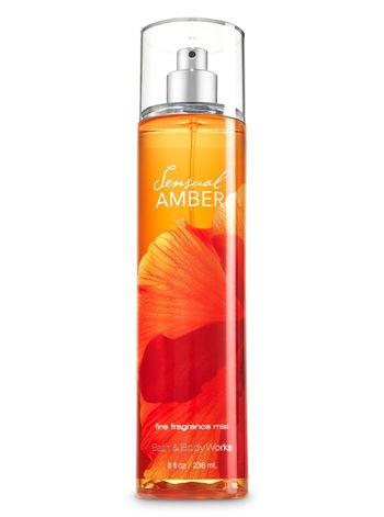 Body Spray - Sensual Amber