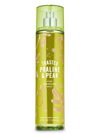 Body Spray - Toasted Praline & Pear