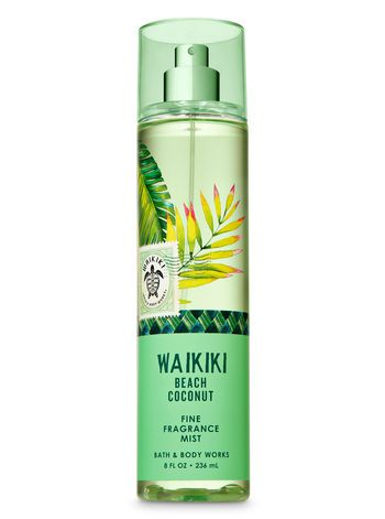 Body Spray - Waikiki Beach Coconut