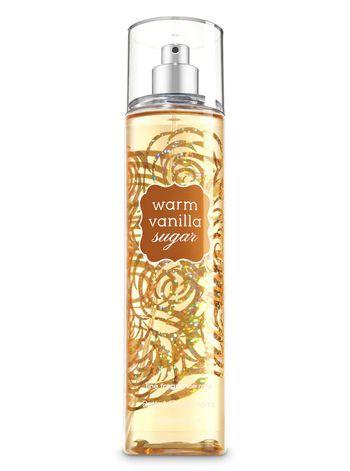 Body Spray - Warm Vanilla Sugar