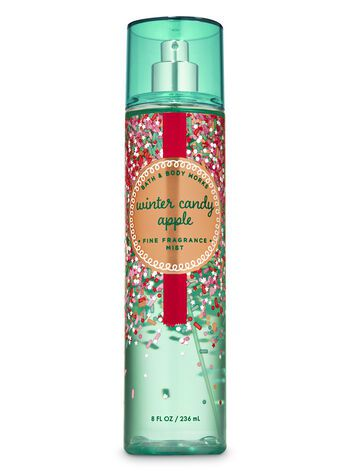 Body Spray - Winter Candy Apple