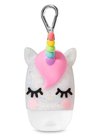 PocketBac Holder - SPARKLY SLEEPING UNICORN