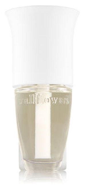 Difusor Wallflower Branco Pérola Liso Night Light