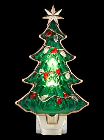 Difusor Wallflowers - Árvore de Natal Night Light