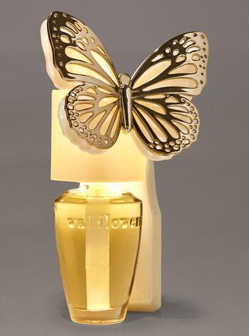 Difusor Wallflowers - Borboleta Dourada (Night Light)