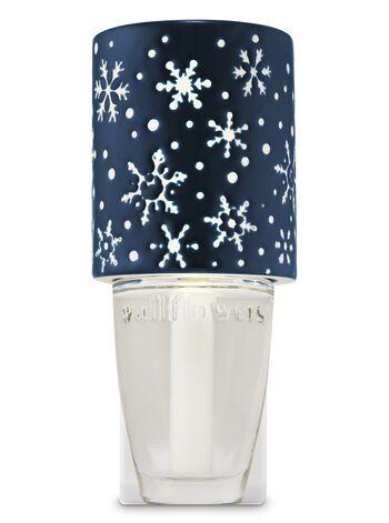 Difusor Wallflowers - Cerâmica Azul ( Flocos de Neve)