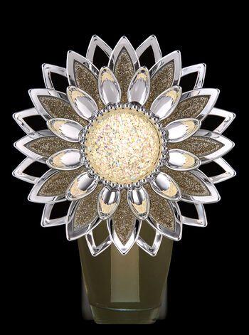Difusor Wallflowers - Flor Prata Brilhante Night Light