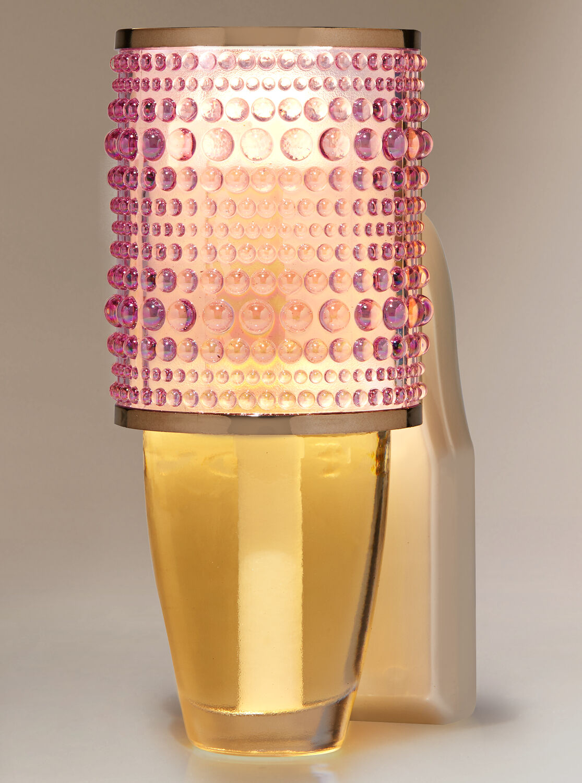 Difusor Wallflowers - Pink Hobnail (Night Light)