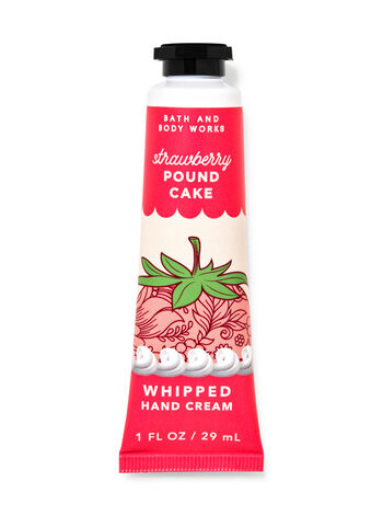 Hand Cream - Strawberry Pound Cake