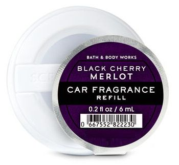 Refil SCENTPORTABLE - Black Cherry Merlot