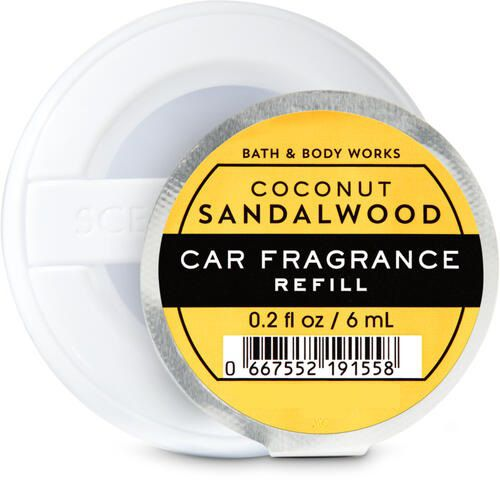 Refil SCENTPORTABLE - Coconut Sandalwood