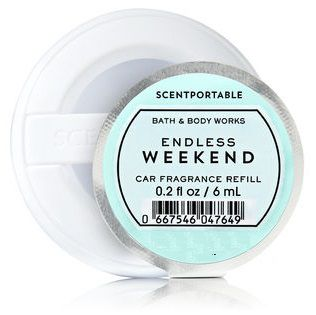 Refil SCENTPORTABLE - Endless Weekend