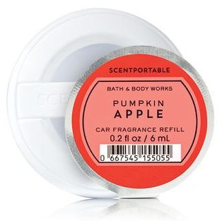 Refil SCENTPORTABLE - Pumpkim Apple