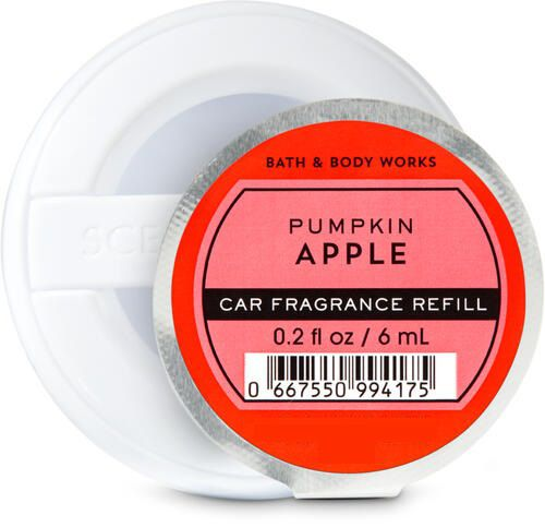 Refil SCENTPORTABLE - Pumpkin Apple