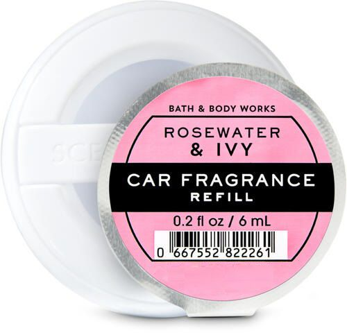 Refil SCENTPORTABLE - Rose Water & Ivy