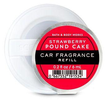 Refil SCENTPORTABLE - Strawberry Pound Cake