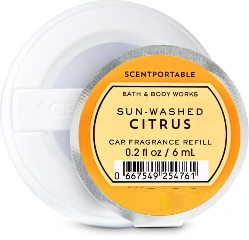 Refil SCENTPORTABLE - Sun-Washed Citrus