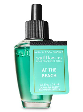 Refil Wallflowers - At The Beach