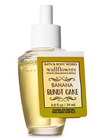 Refil Wallflowers - Banana Bundt Cake