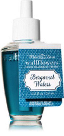 Refil Wallflowers - Bergamot Waters