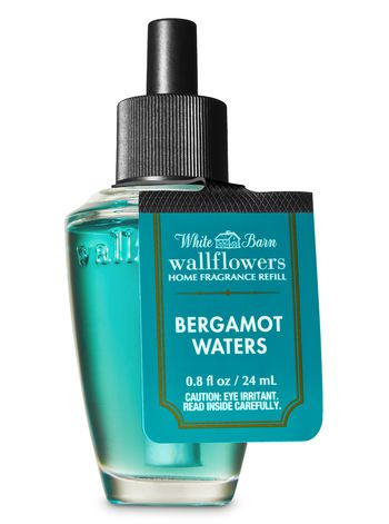 Refil Wallflowers - Bergamot Waters