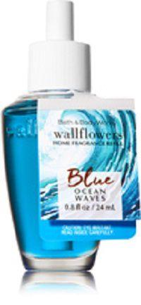Refil Wallflowers - Blue Ocean Waves