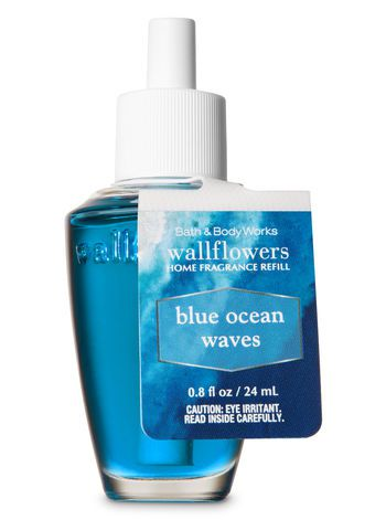 Refil Wallflowers - Blue Ocean Waves