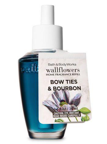 Refil Wallflowers - Bowties & Bourbon