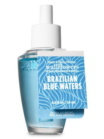 Refil Wallflowers - Brazilian Blue Waters