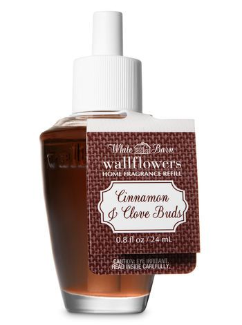 Refil Wallflowers - Cinnamon & Clove Buds