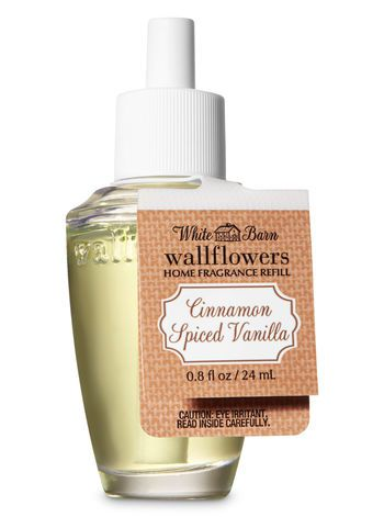 Refil Wallflowers - Cinnamon Spiced Vanilla